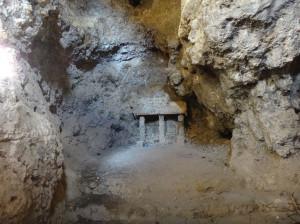Grotte sainte madeleine